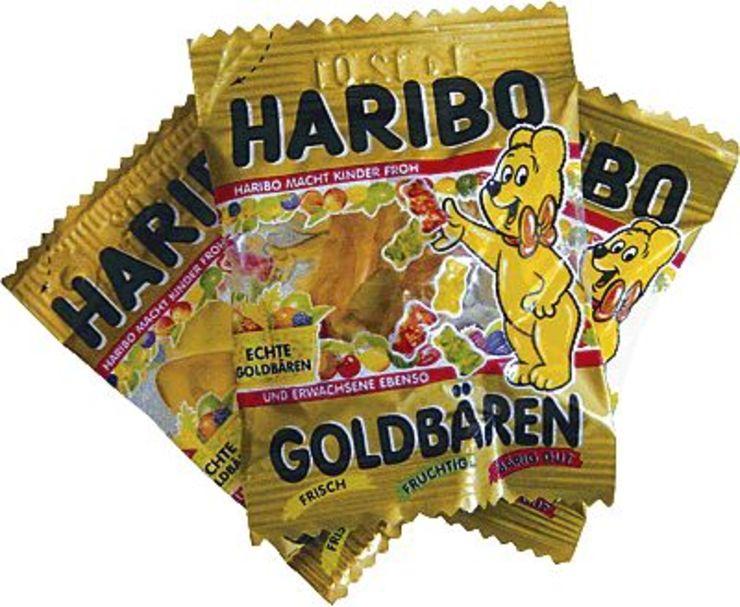 HARIBO Goldbären/70000111, Fruchtgummi, Inh. 40...
