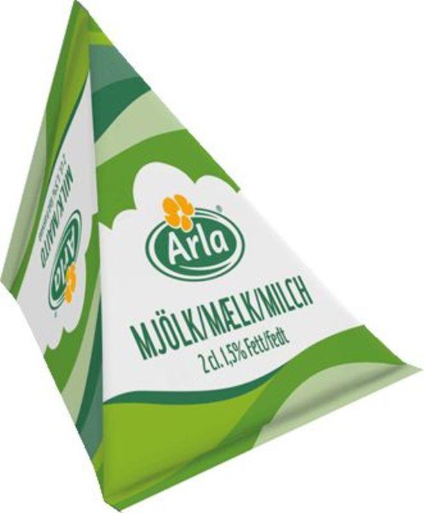 Arla Milch-Portionen/70102028 1,5 % Fett Inh. 1...