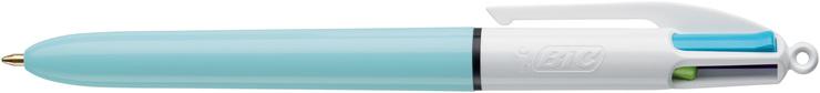 4-Farb-Druckkugelschreiber BIC® 4 Colours® Fun,...