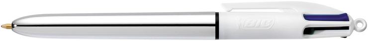 4-Farb-Druckkugelschreiber BIC® 4 Colours Shine...