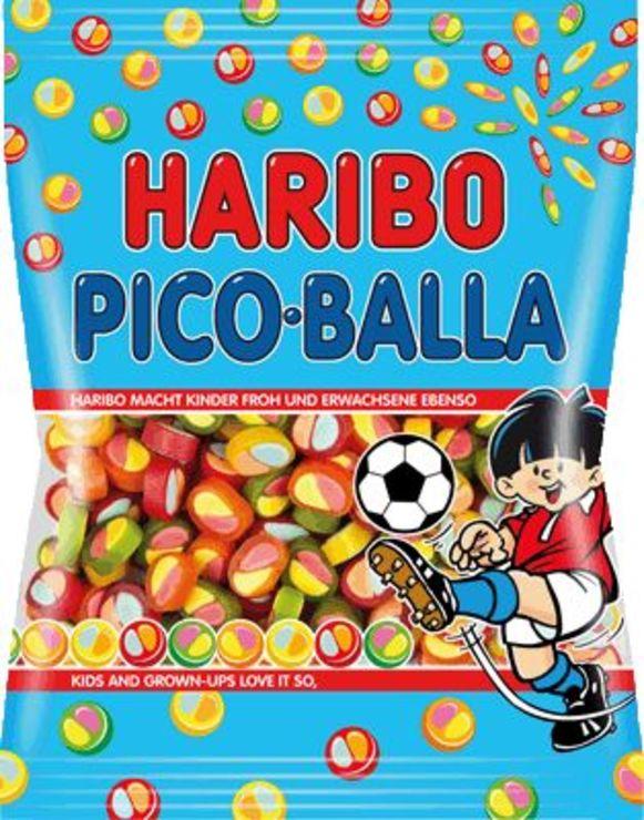 HARIBO Fruchtgummi PICO-BALLA/750998 175 g PICO...