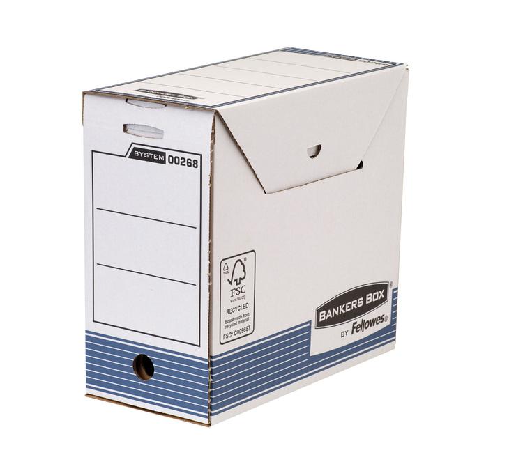 A4 Hängemappen-Archiv Bankers Box® System, 161 ...