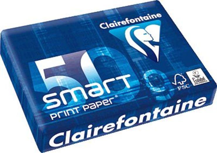 Clairefontaine Kopierpapier/1932C A4 weiß 50g I...