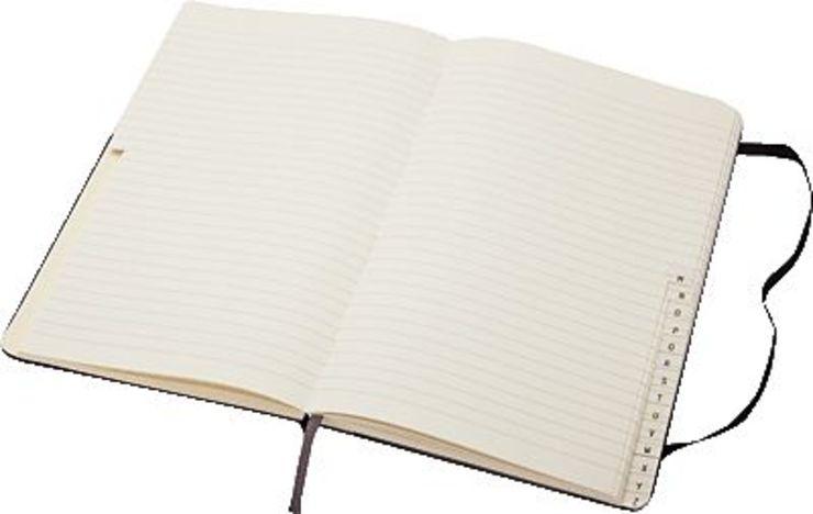 Moleskine® Adressbuch/QP064 13 x 21 cm 240 Seiten