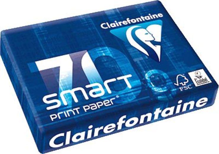 Clairefontaine Kopierpapier/1942C A4 weiß 70g I...