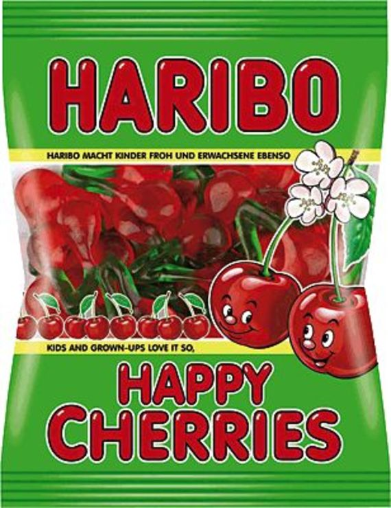 HARIBO Happy Cherries/744141, Fruchtgummi, Inh....
