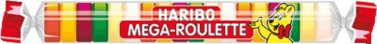 HARIBO Mega-Roulette/703068 Inh. VE40x 45 g