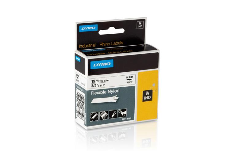 DYMO® Flexibles Nylonband Industrieband, Nylon,...