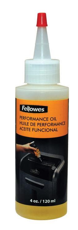 Fellowes® Aktenvernichter Öl, Flasche, 120 ml