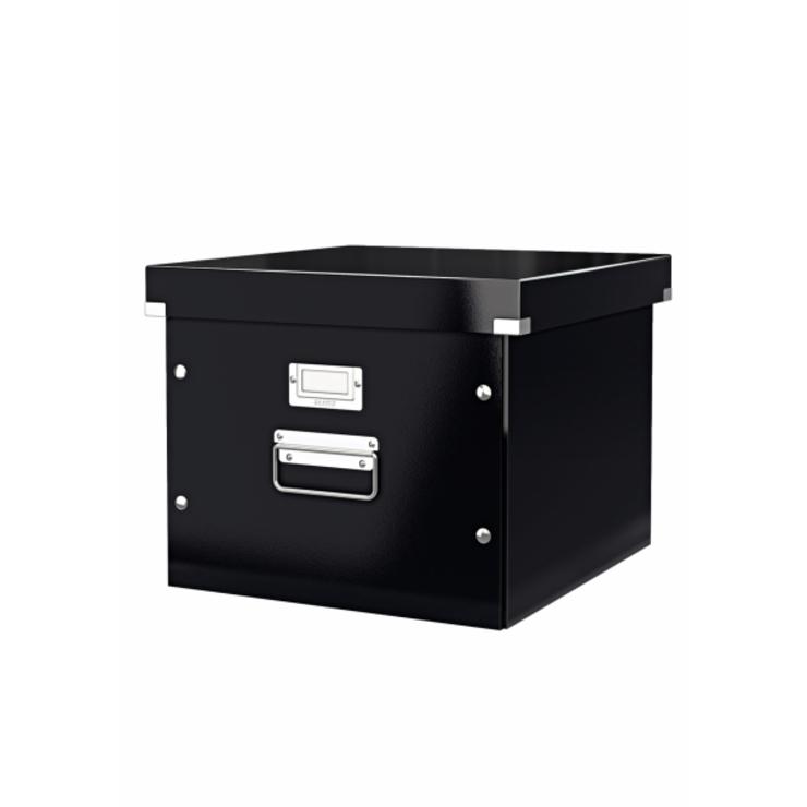 Leitz Archiv-Hängebox Click & Store, Graukarton...