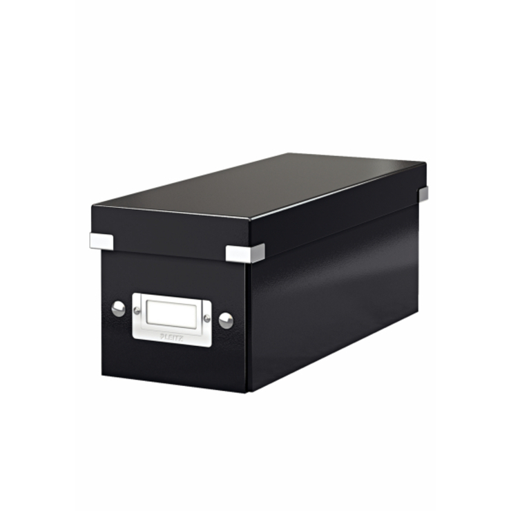 Leitz Archivbox Click & Store CD, Graukarton, s...