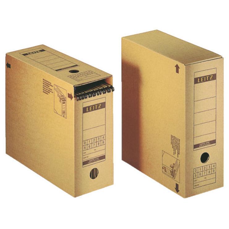 Leitz Archiv-Schachtel, A4, mit Verschlussklapp...