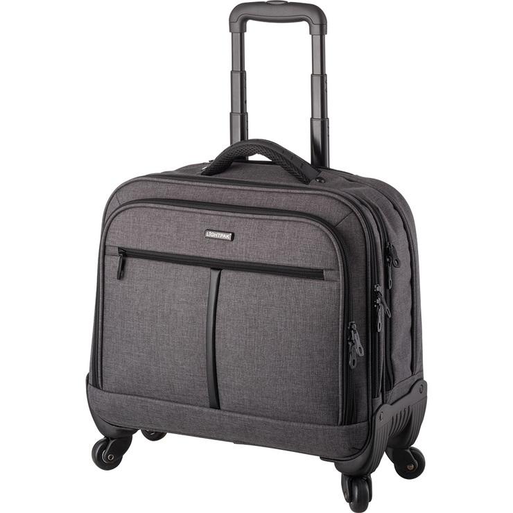 LIGHTPAK® Business Laptop Trolley PHOENIX, 445 ...