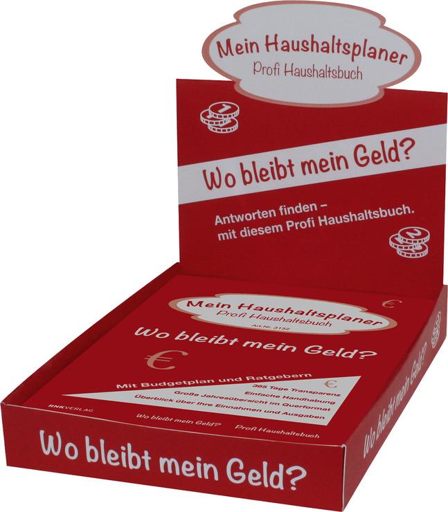 RNK Profi Haushaltsbuch ´´Wo bleibt mein Geld?´...