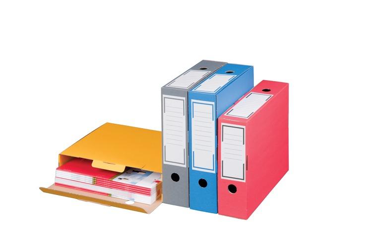 Smartbox Pro Archiv-Ablagebox, Karton, 315 x 26...