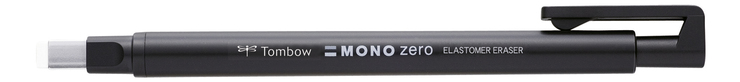 Tombow Radierminenhalter MONO zero, eckige Spit...