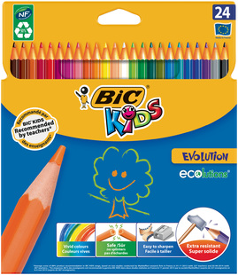BIC® Kids Buntstift BIC® KIDS ECOlutions EVOLUTION