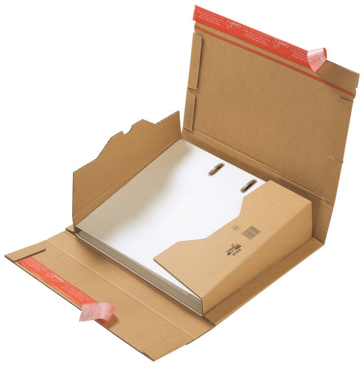 colompac ordner versandkarton g nstig kaufen papersmart. Black Bedroom Furniture Sets. Home Design Ideas