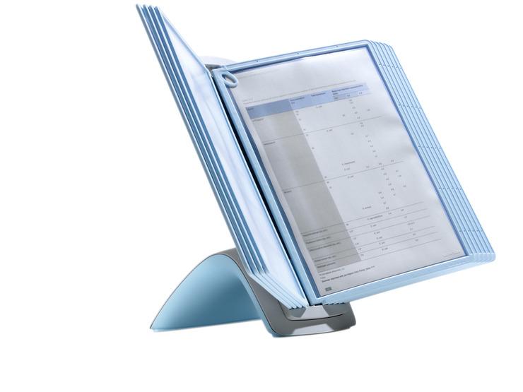 Durable Tischständer Für Sichttafel Sherpa Bact O Clean Table 10