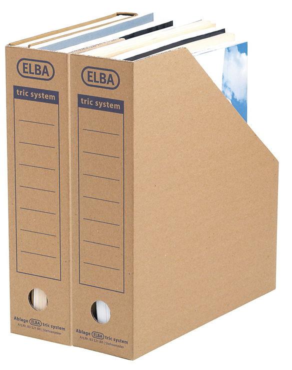 Schreibtischzubehör Alt : Elba stehsammler tric system g?nstig kaufen papersmart
