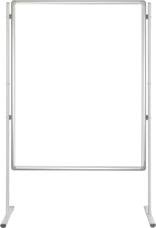 Franken magnetische Schreibboard Schreibtafel Wandtafel 40 x 30 cm weiß