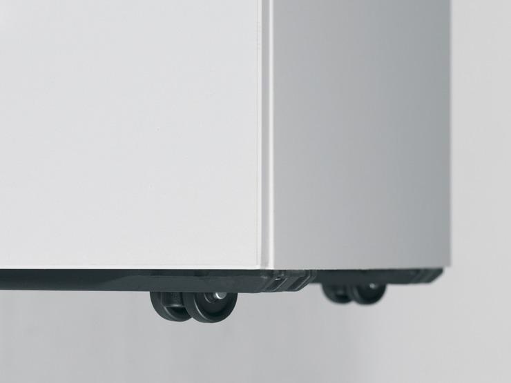 geram bel rollcontainer mit 3 schubf chern und materialschubfach 800 tief venedig papersmart. Black Bedroom Furniture Sets. Home Design Ideas