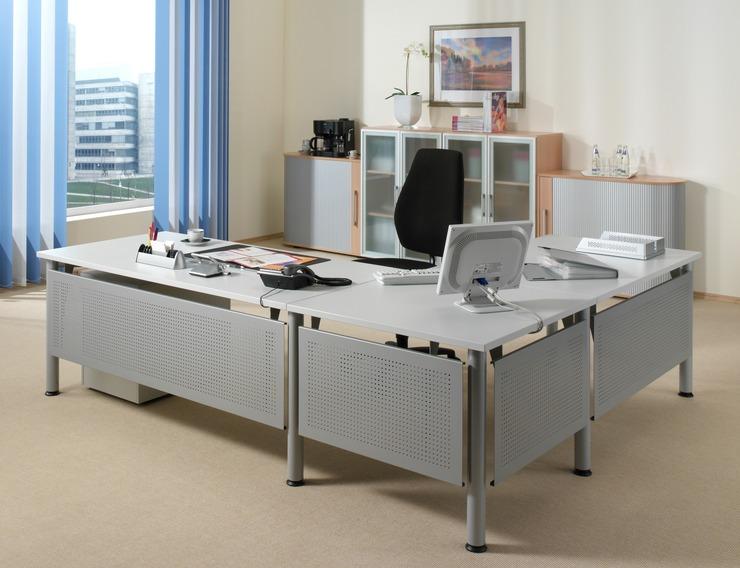 Geramöbel Schreibtisch Stockholm günstig kaufen   Papersmart
