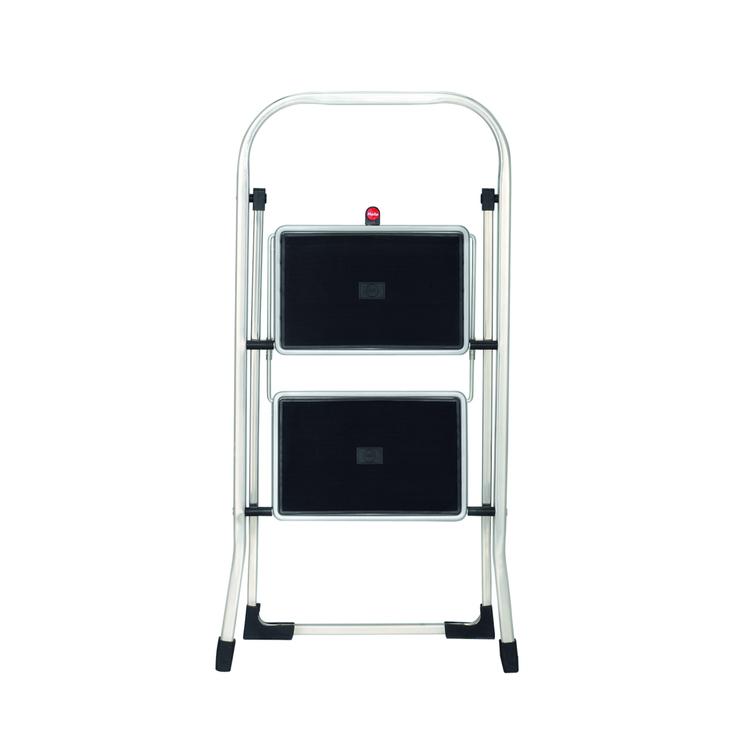 hailo k30 alu klapptritt 2 stufen papersmart. Black Bedroom Furniture Sets. Home Design Ideas