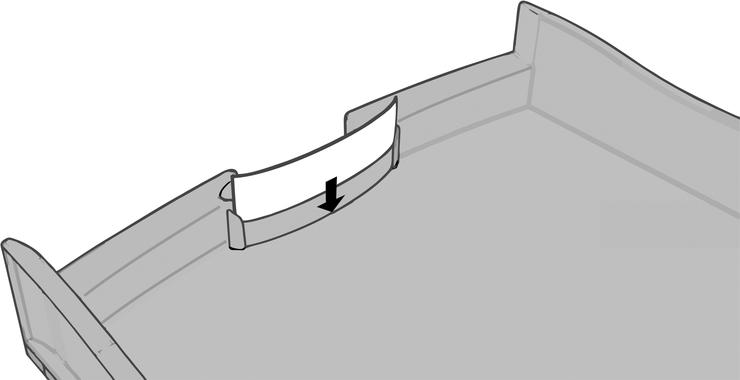 han schubladenbox impuls g nstig kaufen papersmart. Black Bedroom Furniture Sets. Home Design Ideas