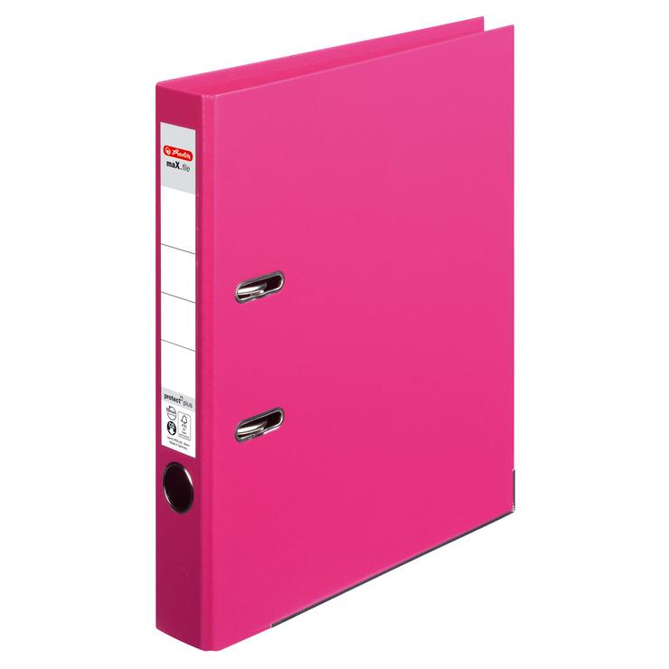 ordner din a4 50 mm pp pink g nstig kaufen papersmart. Black Bedroom Furniture Sets. Home Design Ideas