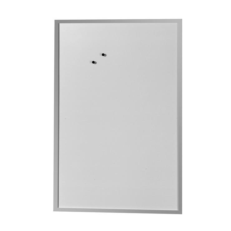 herlitz whiteboard und magnettafel schreibtafel 60 x 80cm. Black Bedroom Furniture Sets. Home Design Ideas
