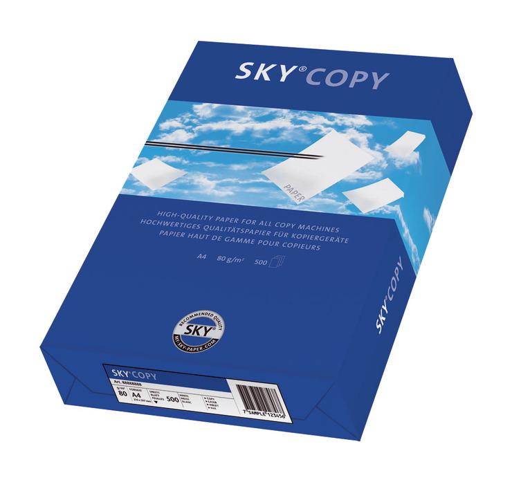 kopierpapier sky copy g nstig kaufen papersmart. Black Bedroom Furniture Sets. Home Design Ideas