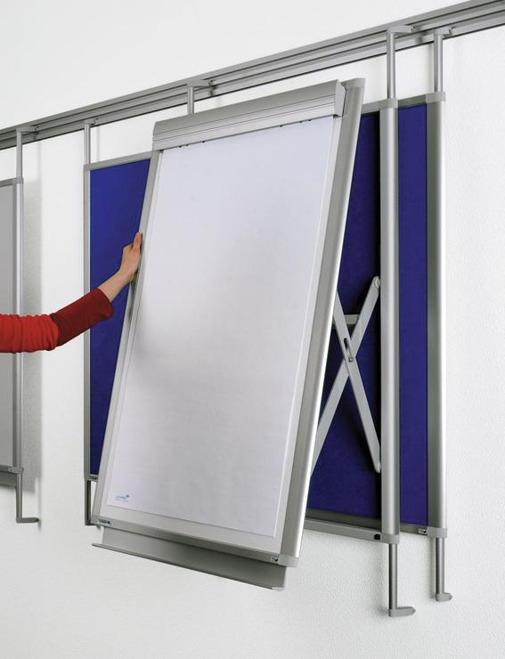 legamaster wand flipchart f r legaline dynamic papersmart. Black Bedroom Furniture Sets. Home Design Ideas