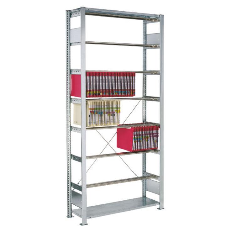 leitz archivregalsystem 3000 regal f r pendelregistratur papersmart. Black Bedroom Furniture Sets. Home Design Ideas