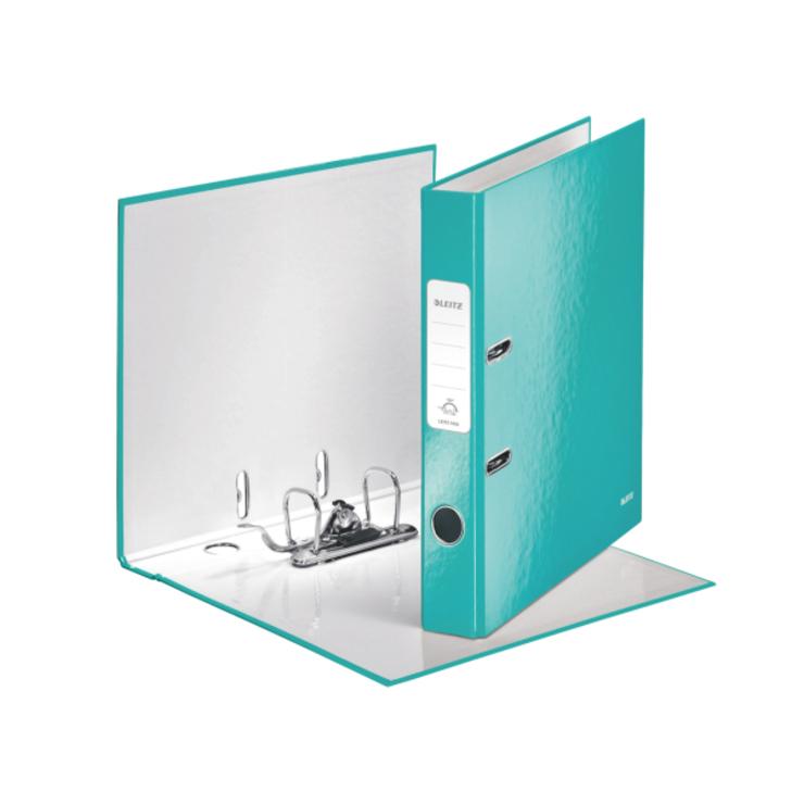 leitz qualit ts ordner wow schmal papersmart. Black Bedroom Furniture Sets. Home Design Ideas