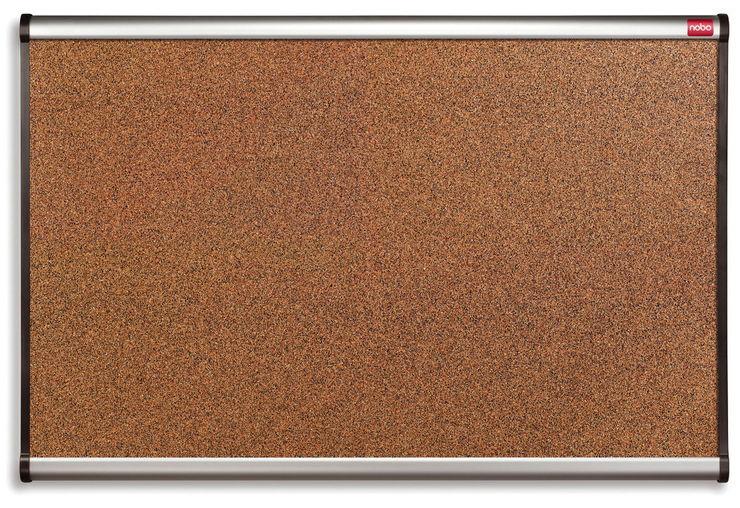 nobo korktafel prestige 120 x 90 cm granit papersmart. Black Bedroom Furniture Sets. Home Design Ideas