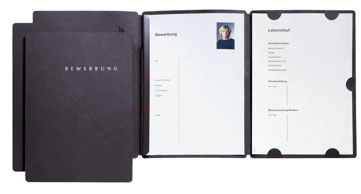 Pagna bewerbungsmappe select g nstig kaufen papersmart for Office depot bestellen