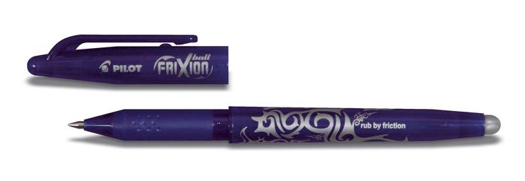 Füller Zum Radieren