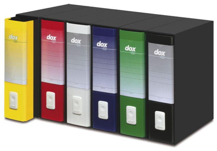 Rexel® Ordner Dox® Klassik günstig kaufen | Papersmart