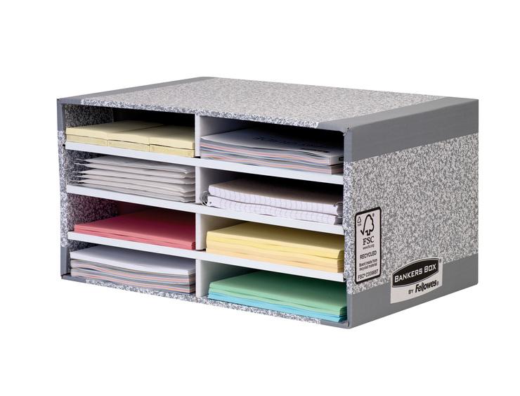schreibtisch manager bankers box system papersmart. Black Bedroom Furniture Sets. Home Design Ideas