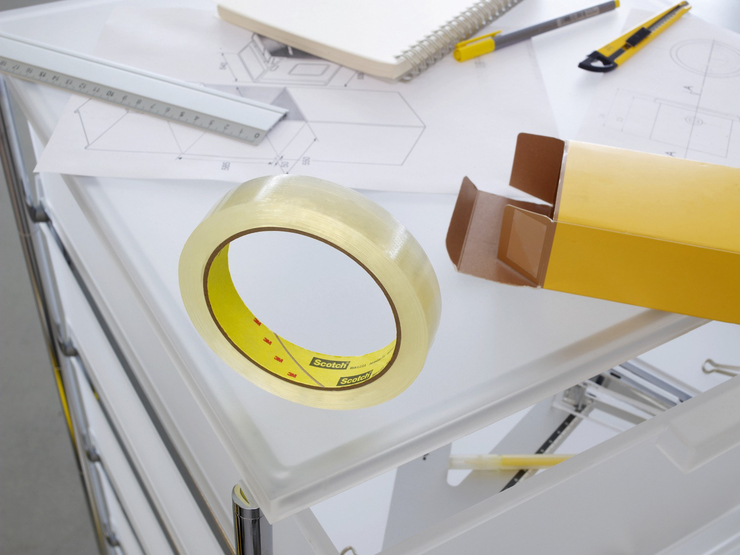 scotch doppelseitiges klebeband 665 papersmart. Black Bedroom Furniture Sets. Home Design Ideas