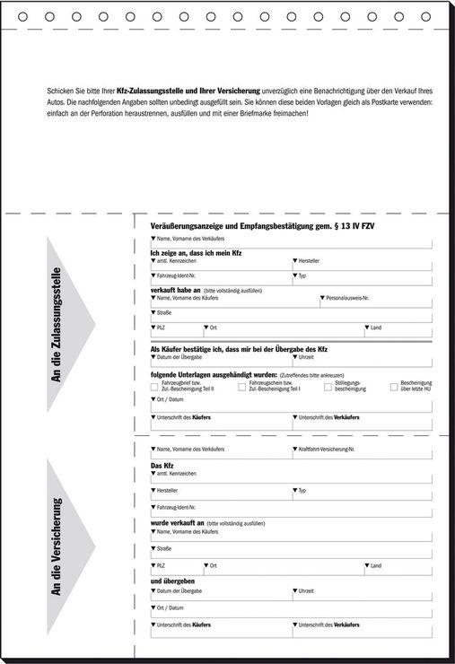 Sigel Kaufvertrag Adac Für Gebrauchtes Kfz Papersmart