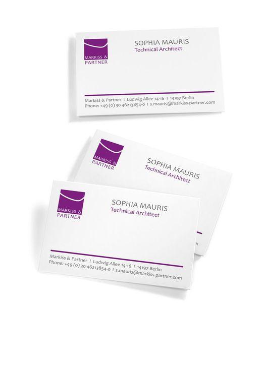 Sigel Visitenkarte 200g Hochweiß 600st Papersmart