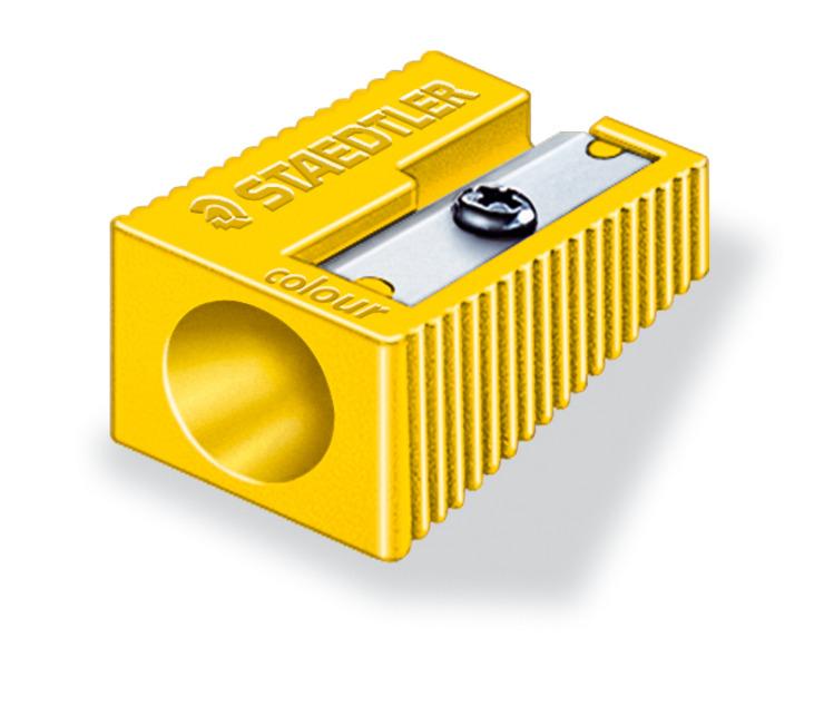 STAEDTLER® Bleistiftspitzer Spitzer für super jumbo ...
