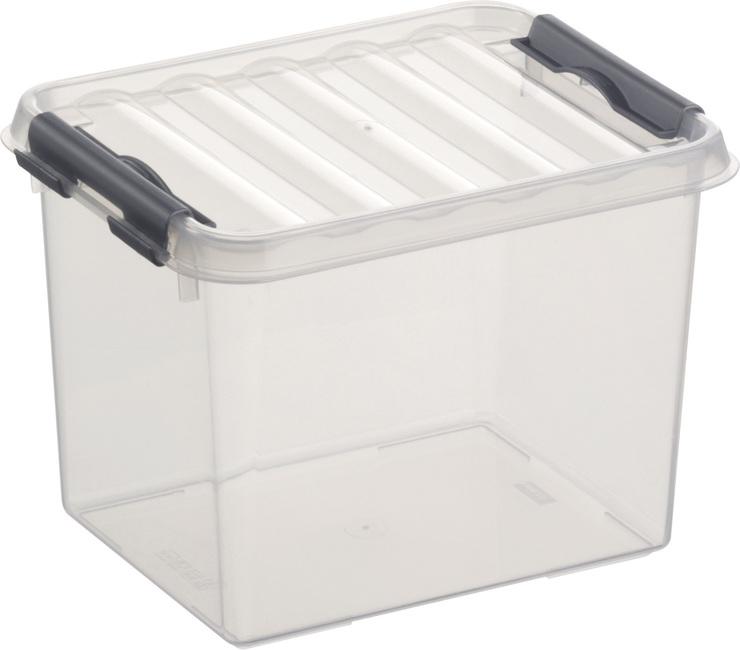 sunware by helit box mit deckel 3 liter papersmart. Black Bedroom Furniture Sets. Home Design Ideas